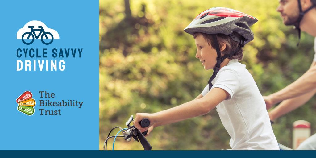 Cycle Savvy Driving