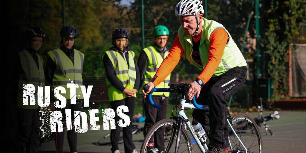 Rusty Riders